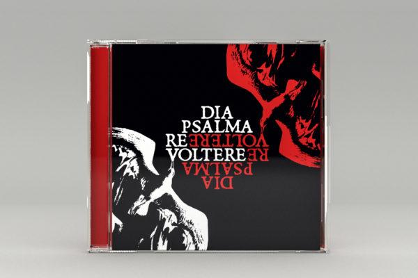 Dia Psalma album packaging design